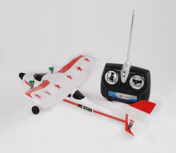Радиоуправляемый самолет Чайка